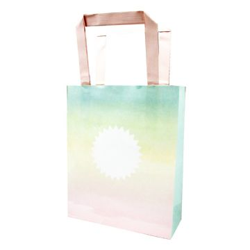 We Heart Pastels Party Treat Bag